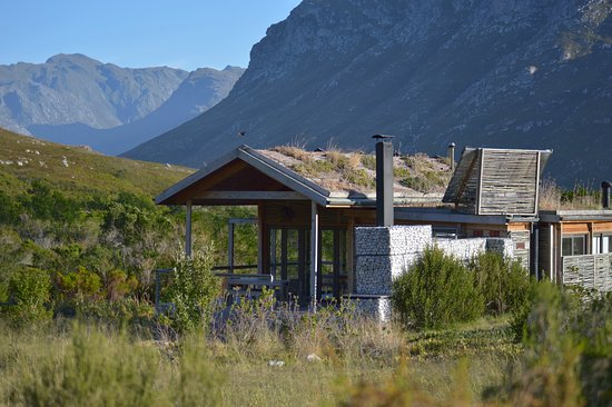 Franschhoek, South Africa: A view of a cottage
