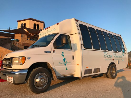 Temecula, CA: Touring the Wineries