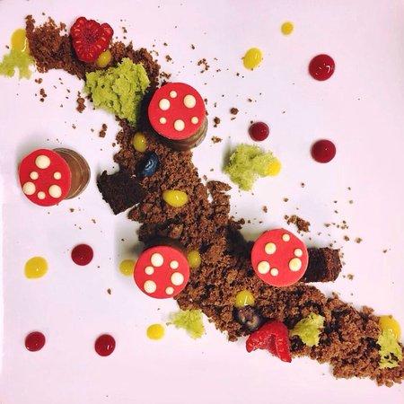 Verolavecchia, Italie : Il bosco di cioccolato
