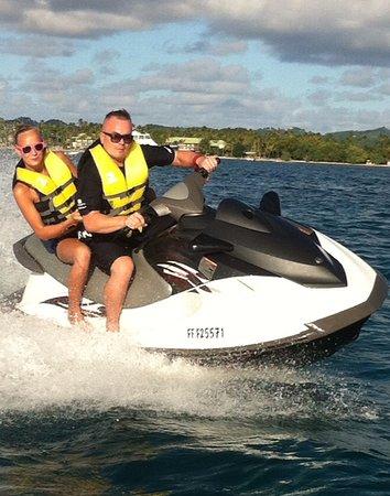 Le Marin, Martinica: En duo, ou en solo, c'est du fun assuré !!