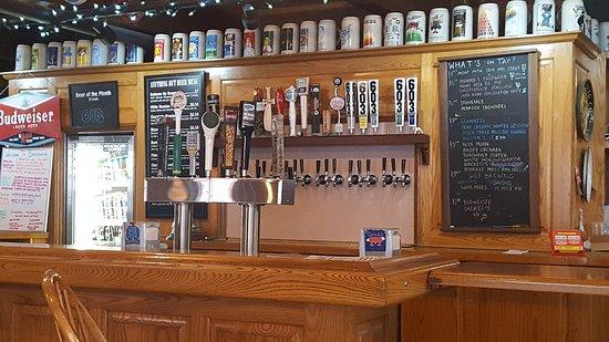 Plymouth, NH: Biederman's Pub and Deli