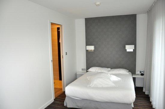 Avrille, فرنسا: Chambre