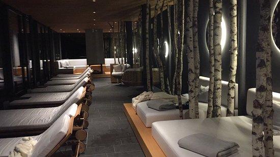 Tolles Hotel und sehr schönes Spa - Bild von Das Tegernsee ...