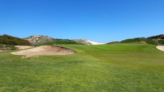 Campo de Golf Parador de El Saler: Hoyo 17, un espetáculo.