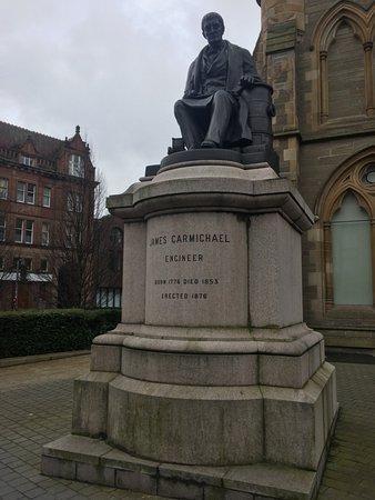James Carmichael Monument