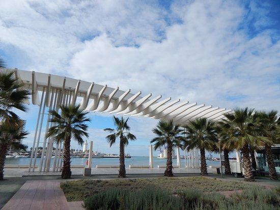 Photo of Monument / Landmark Puerto de Málaga at Port Area, Malaga, Spain