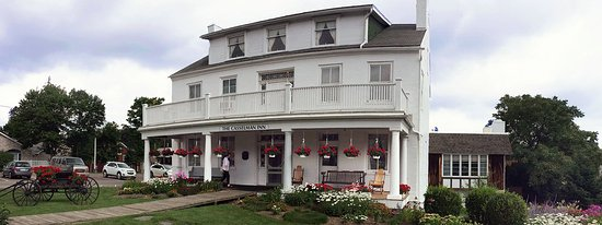Grantsville, MD: The Historic Inn and Restaurant.