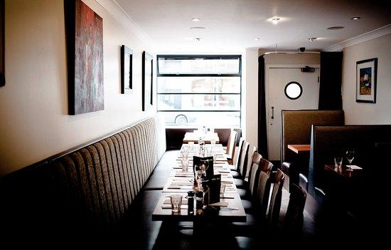 Restaurants Argyle Street West End