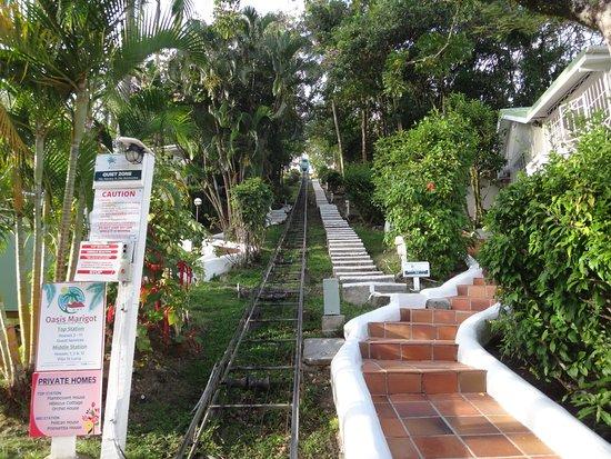 Marigot Beach Club and Dive Resort: Resort Grounds 2