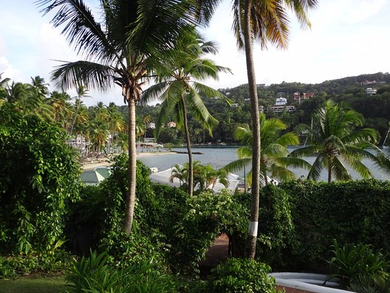 Marigot Beach Club and Dive Resort: Hotel Grounds 3