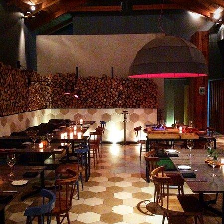 Hotel Bo: restaurante del hotel