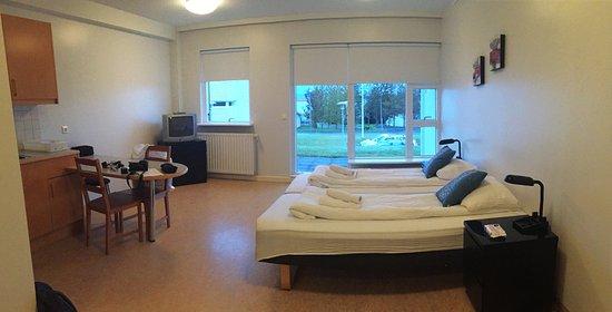 Laugarvatn, Islandia: Appartamento