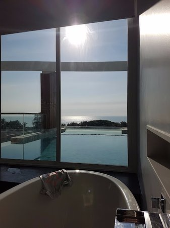 Veranda Resort and Spa Hua Hin Cha Am - MGallery Collection: View from the bathroom with access to your private pool! How convenient :)