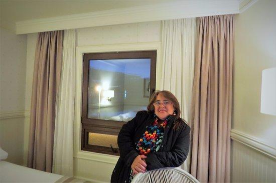 Hotel Costaustralis: En la habitación