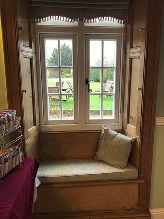 Attleborough, UK: Interior Breakfast Room
