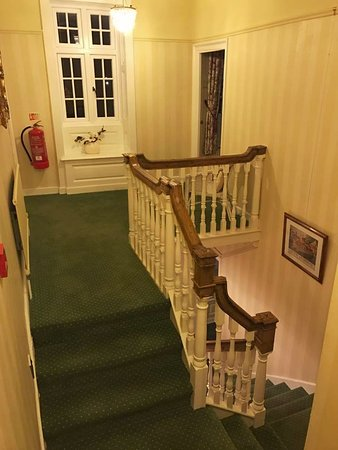 Attleborough, UK: Upstairs to the rooms