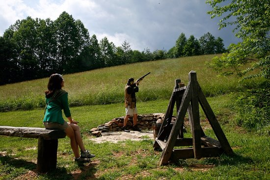 Meadows of Dan, VA: Sporting Clays