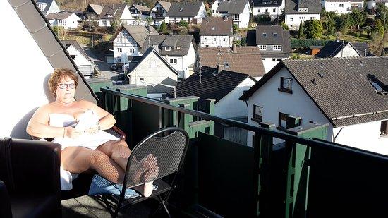 Lennestadt, Duitsland: Lekker  en gezellig