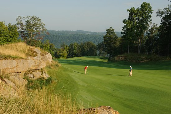 Meadows of Dan, VA: Highlands Golf Course