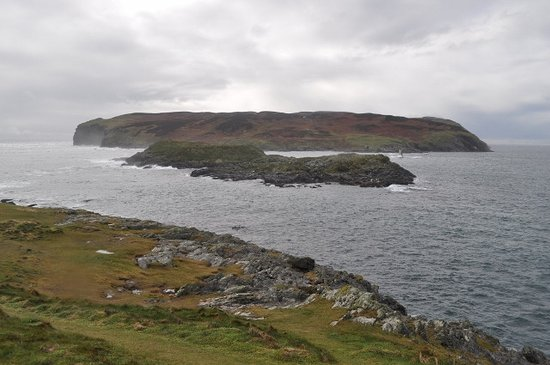 Port Erin, UK: The Calf of Man