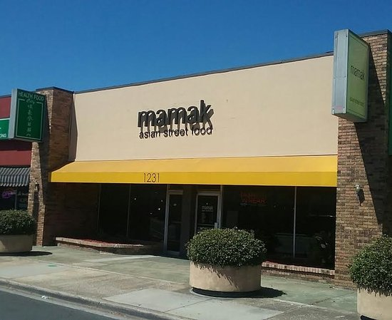 Photo of Asian Restaurant Mamak Asian Street Food at 1231 E Colonial Dr, Orlando, FL 32803, United States