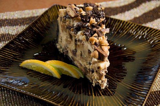 Cafe Portofino : Chocolate Caramel Pecan Cake