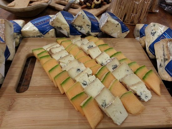 Kenosha, WI: Try before you buy! Try one of our many featured cheeses and get ideas of the perfect pairing.