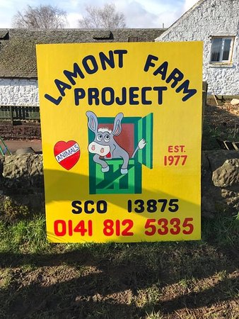 Lamont Farm Project