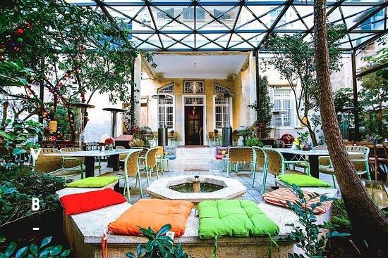 Villa Badaro Beirut Restaurant Reviews Phone Number