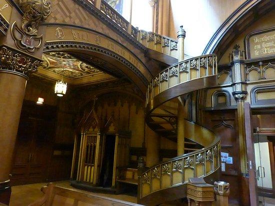 escalier en colimacon quebec
