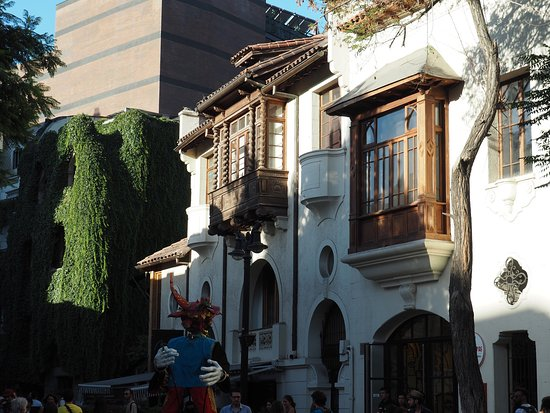 Barrio Lastarria: photo0.jpg