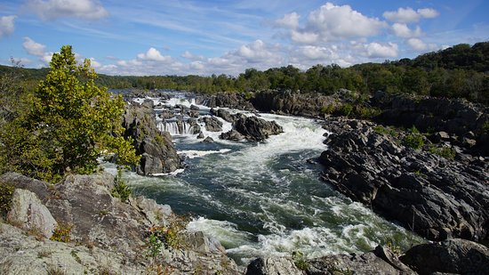 Photo of National Park Great Falls Park at 9200 Old Dominion Dr, McLean, VA 22102, United States