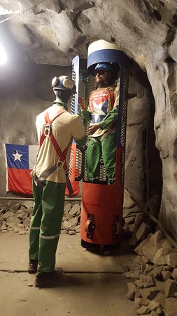 Museo de Colchagua: Rescue of the Chilean miners