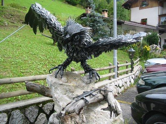 Rocca Pietore, Italy: Tra arte e artigianato