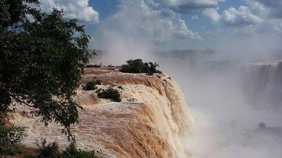 Cataratas do Iguaçu: Um pouquinho mais de perto...