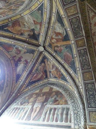 Santa María de la Gracia: Ceiling