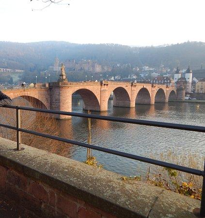 Alte Brücke (Karl-Theodor-Brücke): Ponte