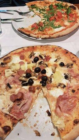 Vaglia, إيطاليا: scusate avevo fame...ahahah!
