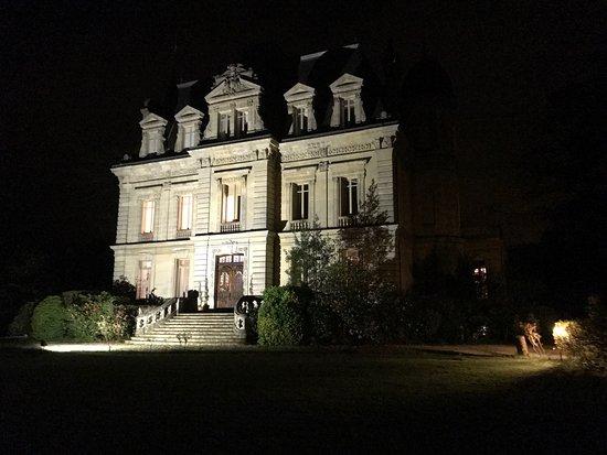 Barsac, Prancis: Un cadre exceptionnel et un château très bien conservé