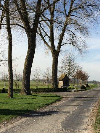 Bevergemroute in Sint-Denijs