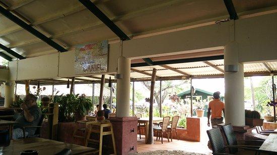 Landhuis Daniel Plantation Restaurant