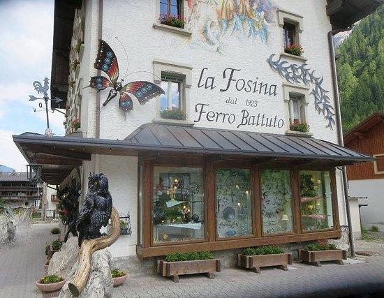 Rocca Pietore, Italien: La Fosina