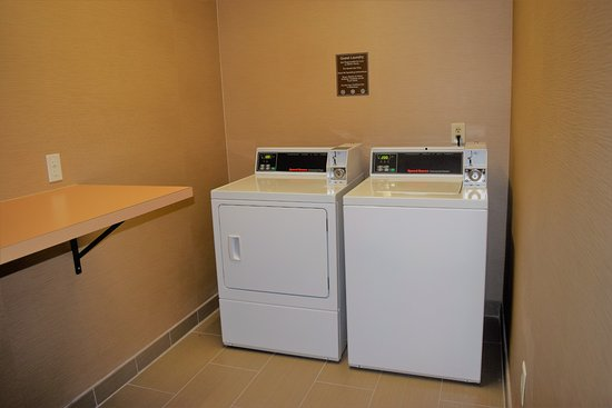 LaPorte, IN: Guest Laundry