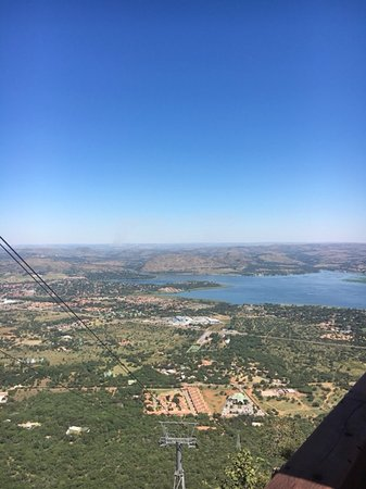Hartbeespoort, South Africa: breathtaking view
