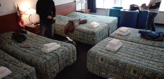 Hotel Prins Hendrik: Camera da 6