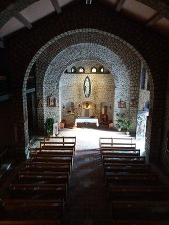 Santuario Francescano del Presepe: foto dall'alto