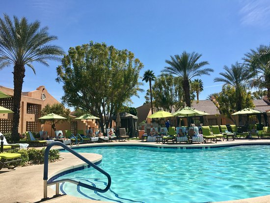Westin Mission Hills Golf Resort & Spa: Adults Only Pool
