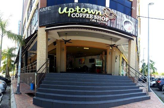 Kajang, Malaysia: Uptown Cafe Shop