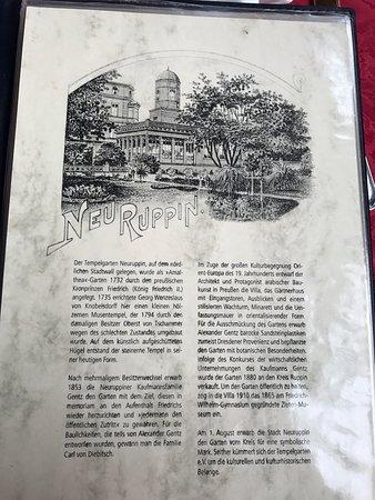 Neuruppin, Germany: Tempelgarten