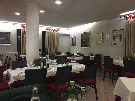Ristorante Hotel Da Vito : Sala